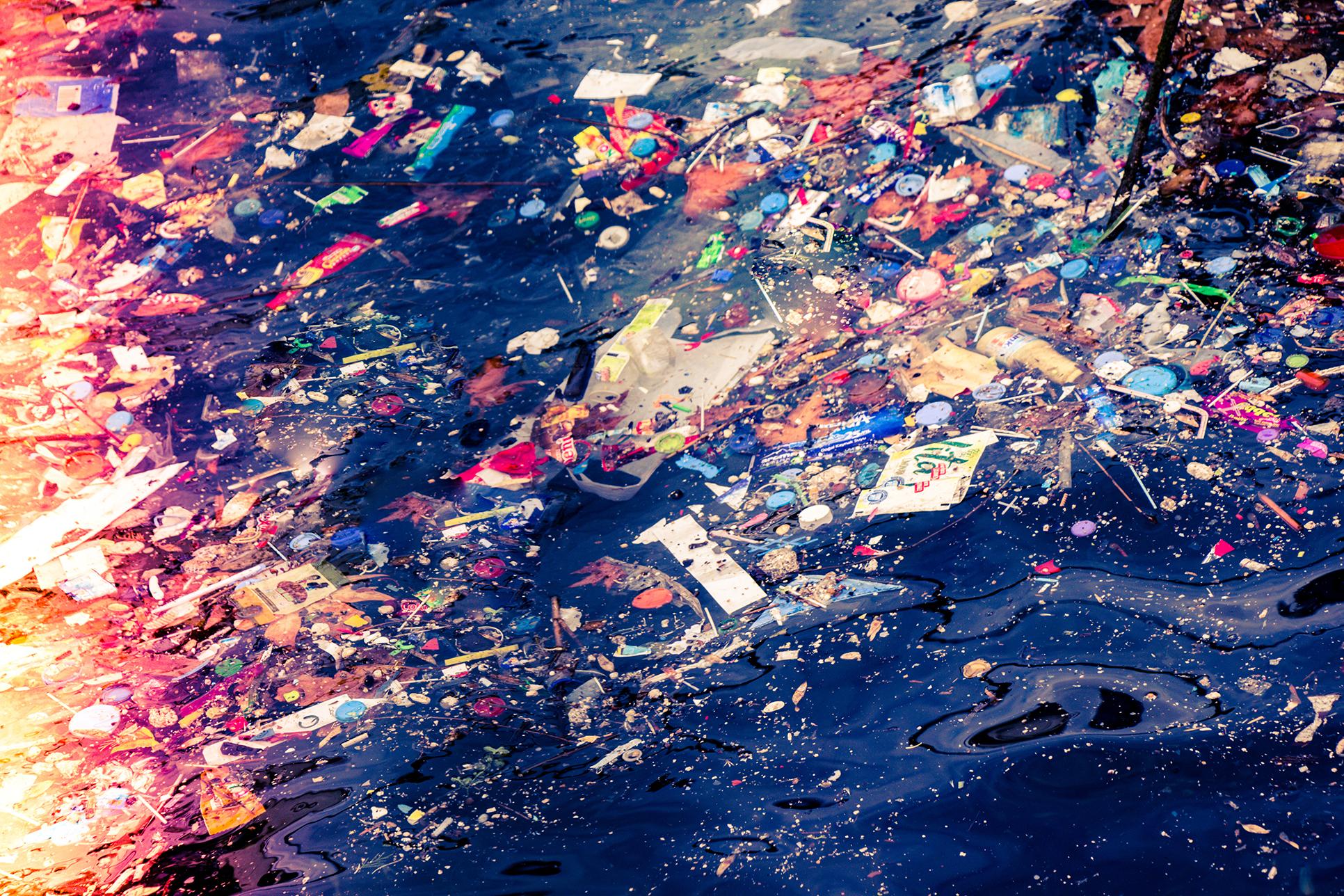 プラスチックの大量消費が、地球にあたえる影響は?