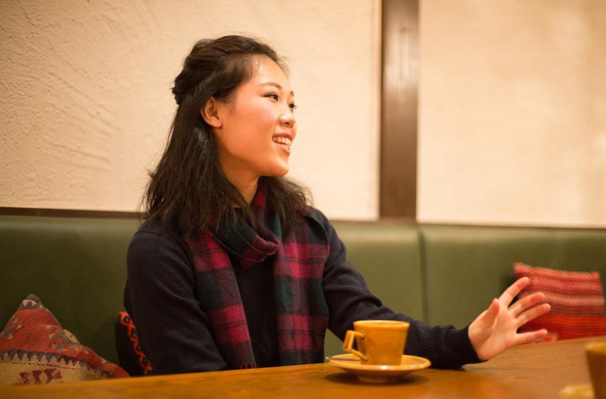 アカネちゃんは、ダンスサークルでジャズとワックというジャンルを日々練習しているそう。